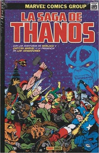 La saga de Thanos