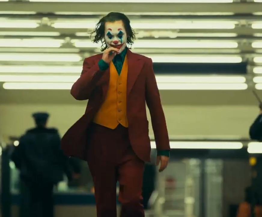 Joker interpretado por joaquin phoenix